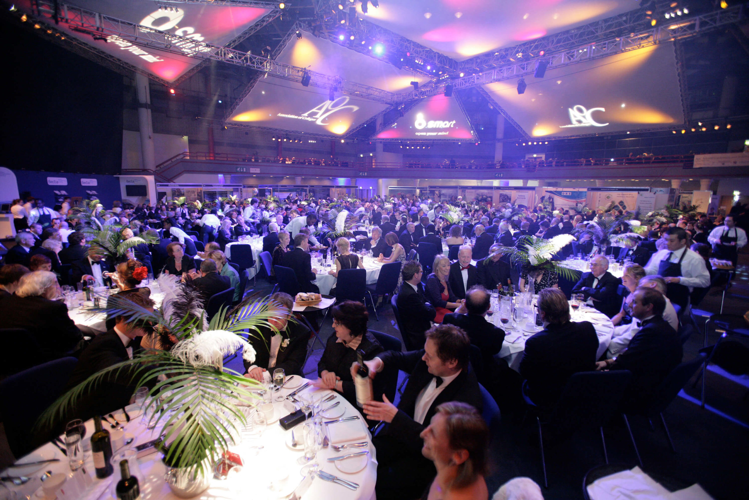 Association of Colleges gala dinner