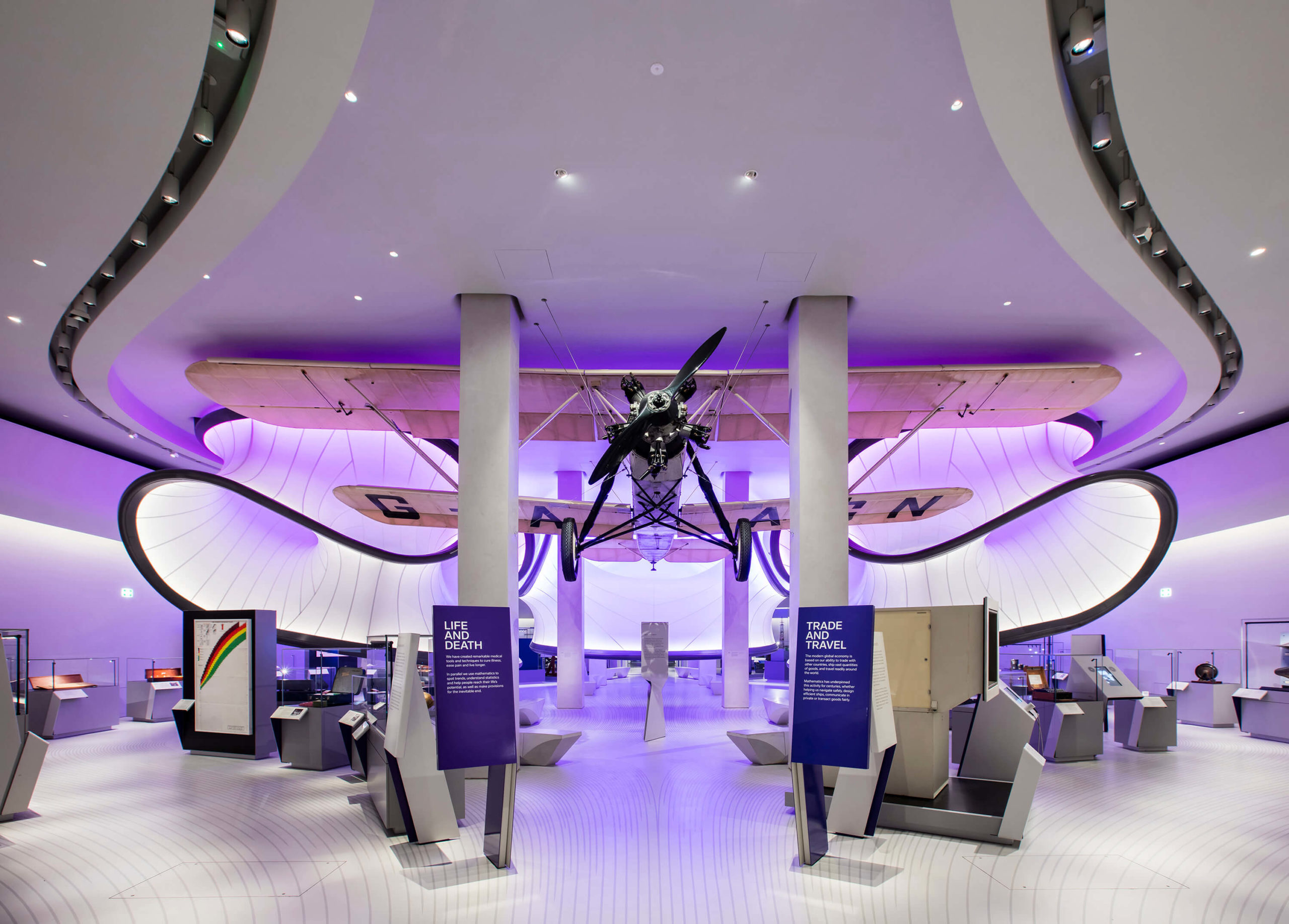 The Winton Gallery, Science Museum, London
