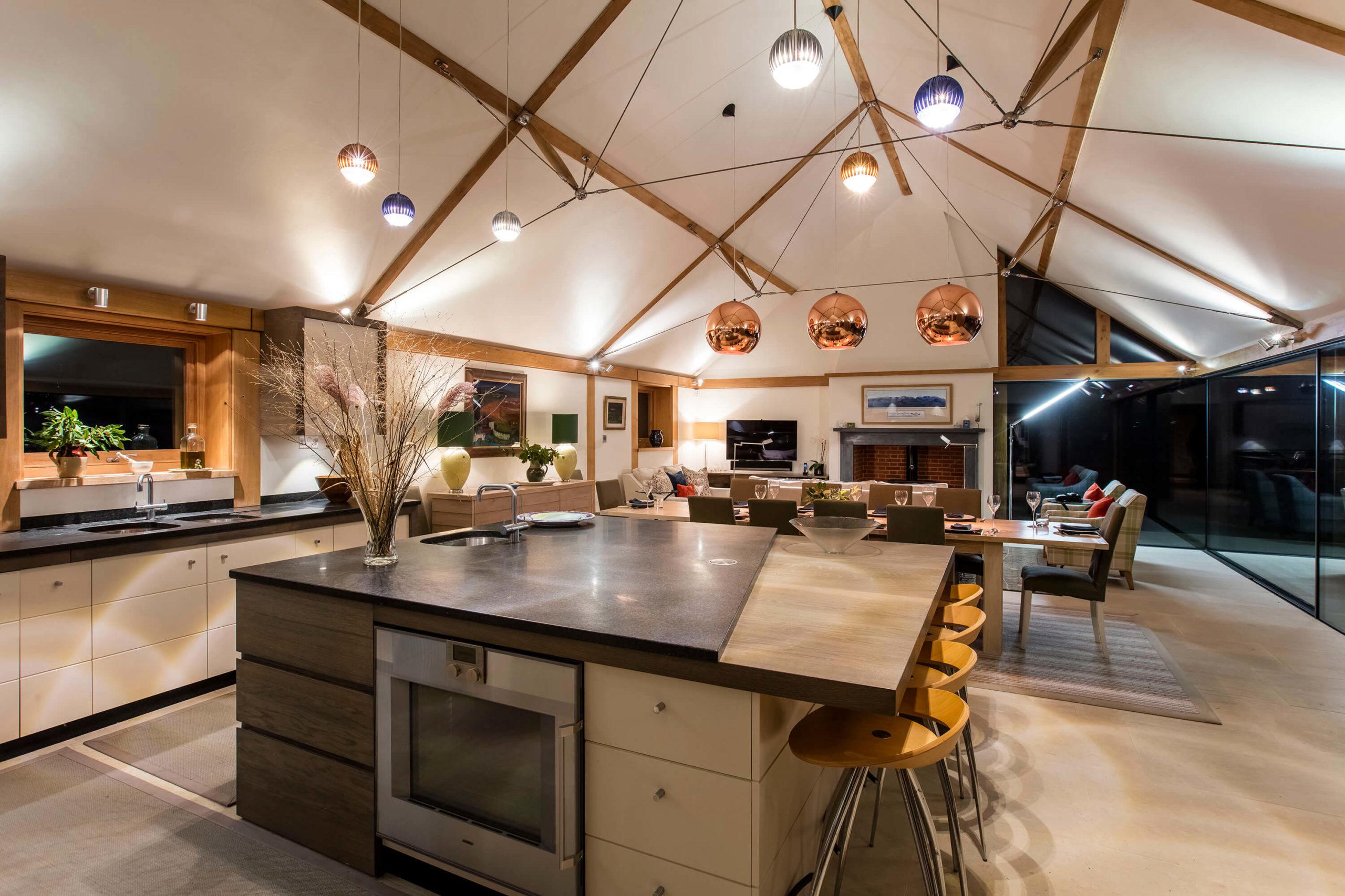NJ Architects Rookery Farm Suffolk
