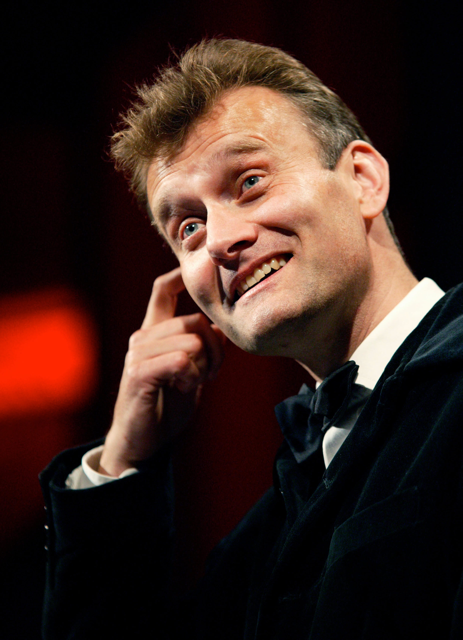 Comedian, Hugh Dennis