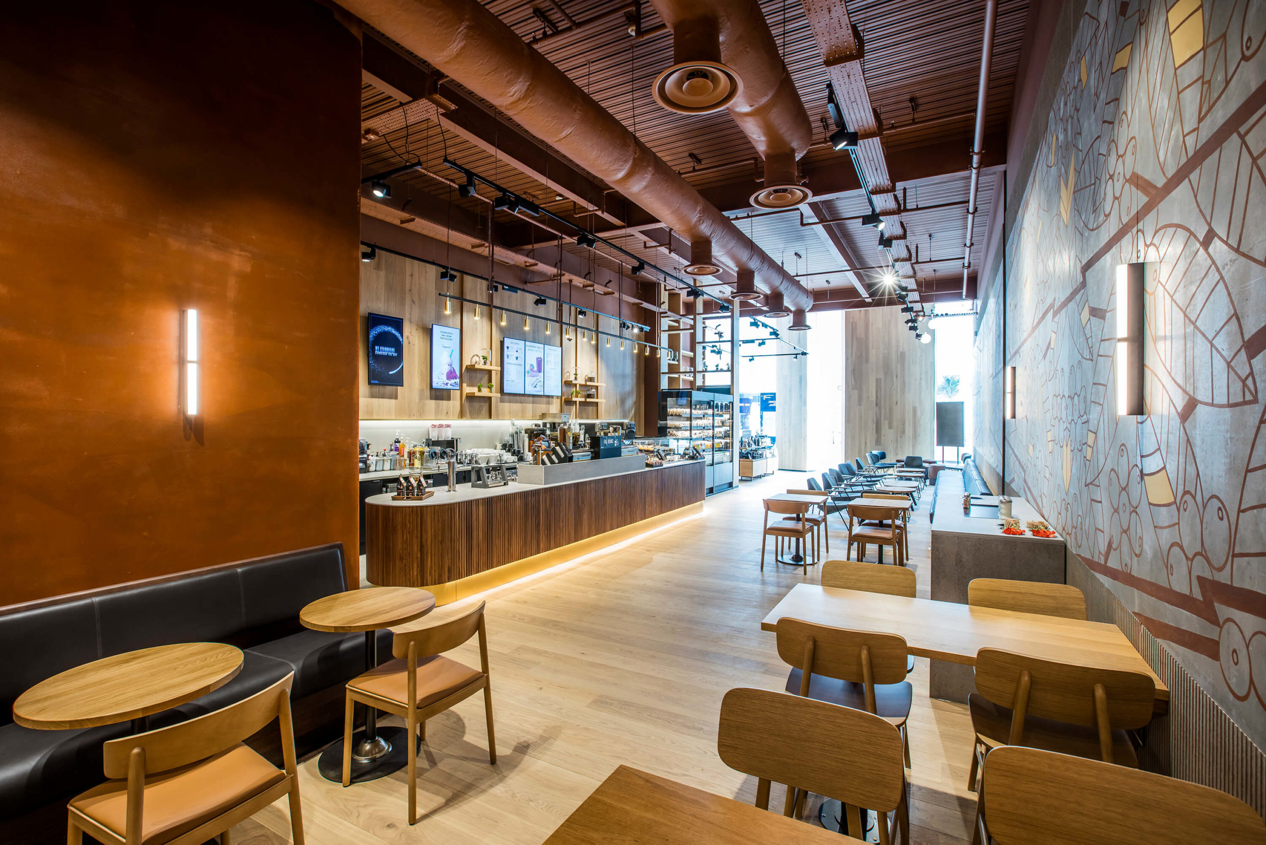 Starbucks, Westfield, Shepherds Bush