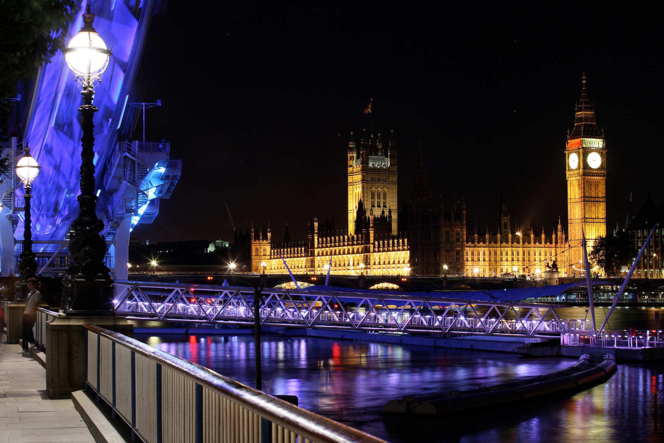Westminster Dusk for St George Developments