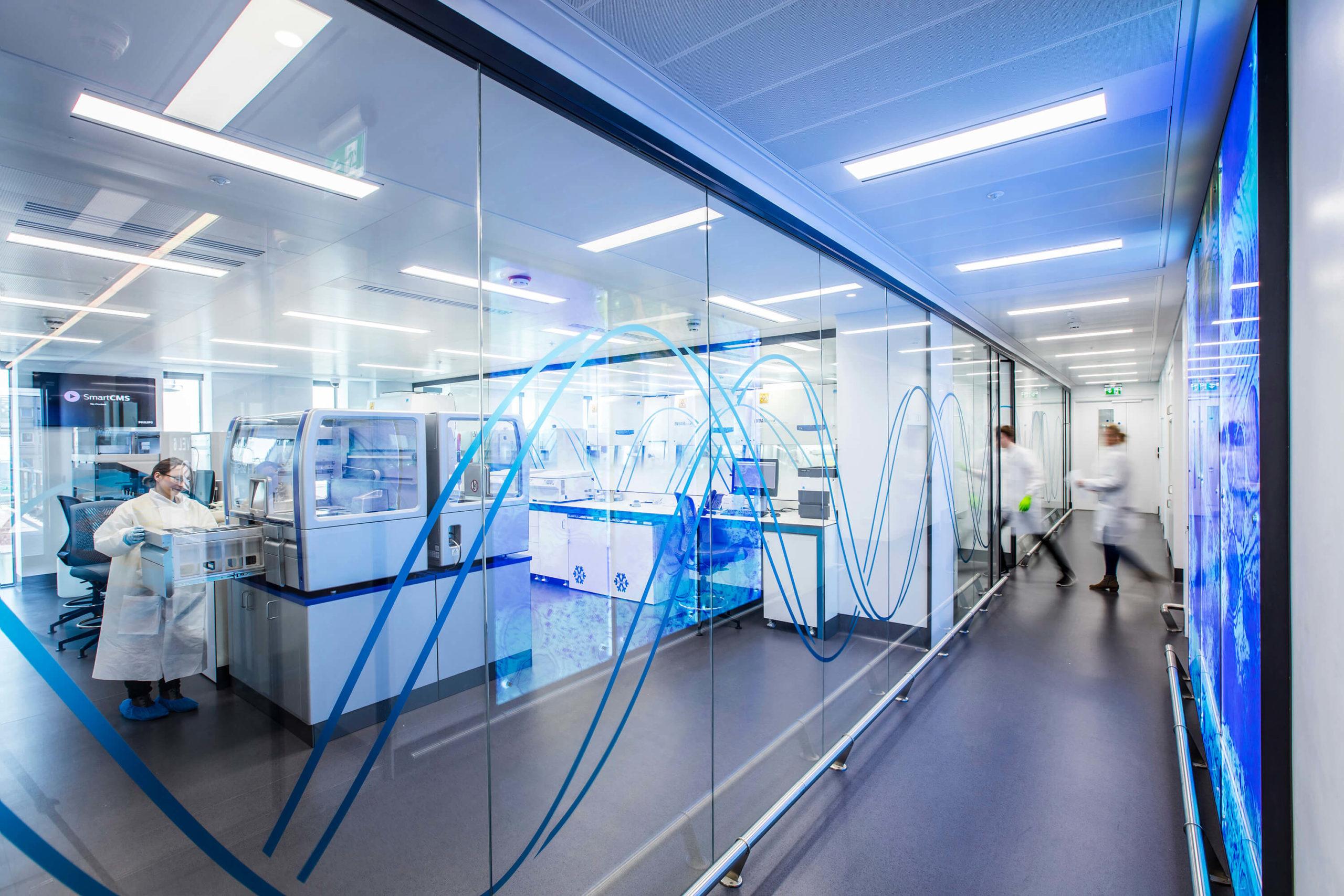 Health Services Laboratories, London