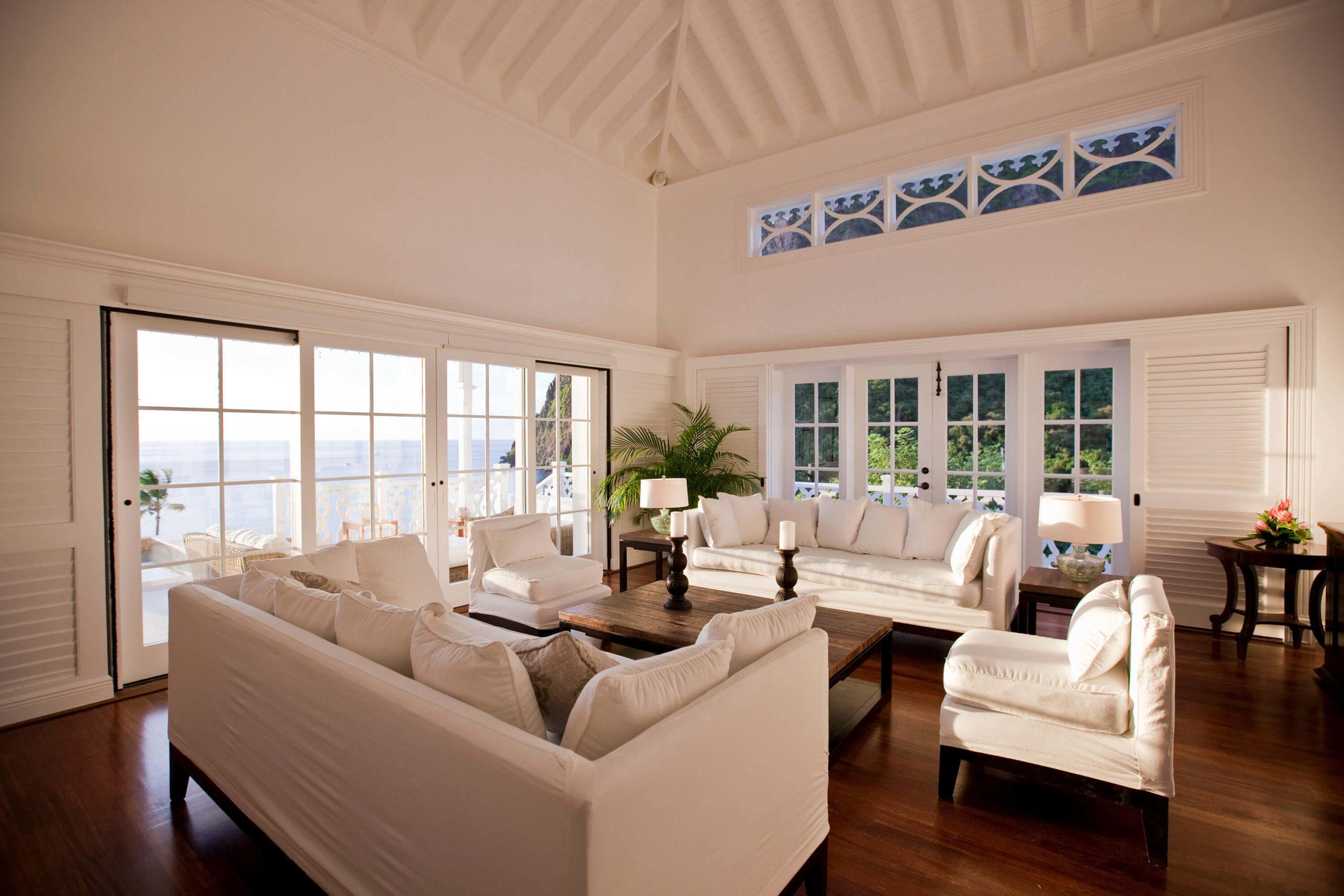 Sugar Beach Villa, St Lucia