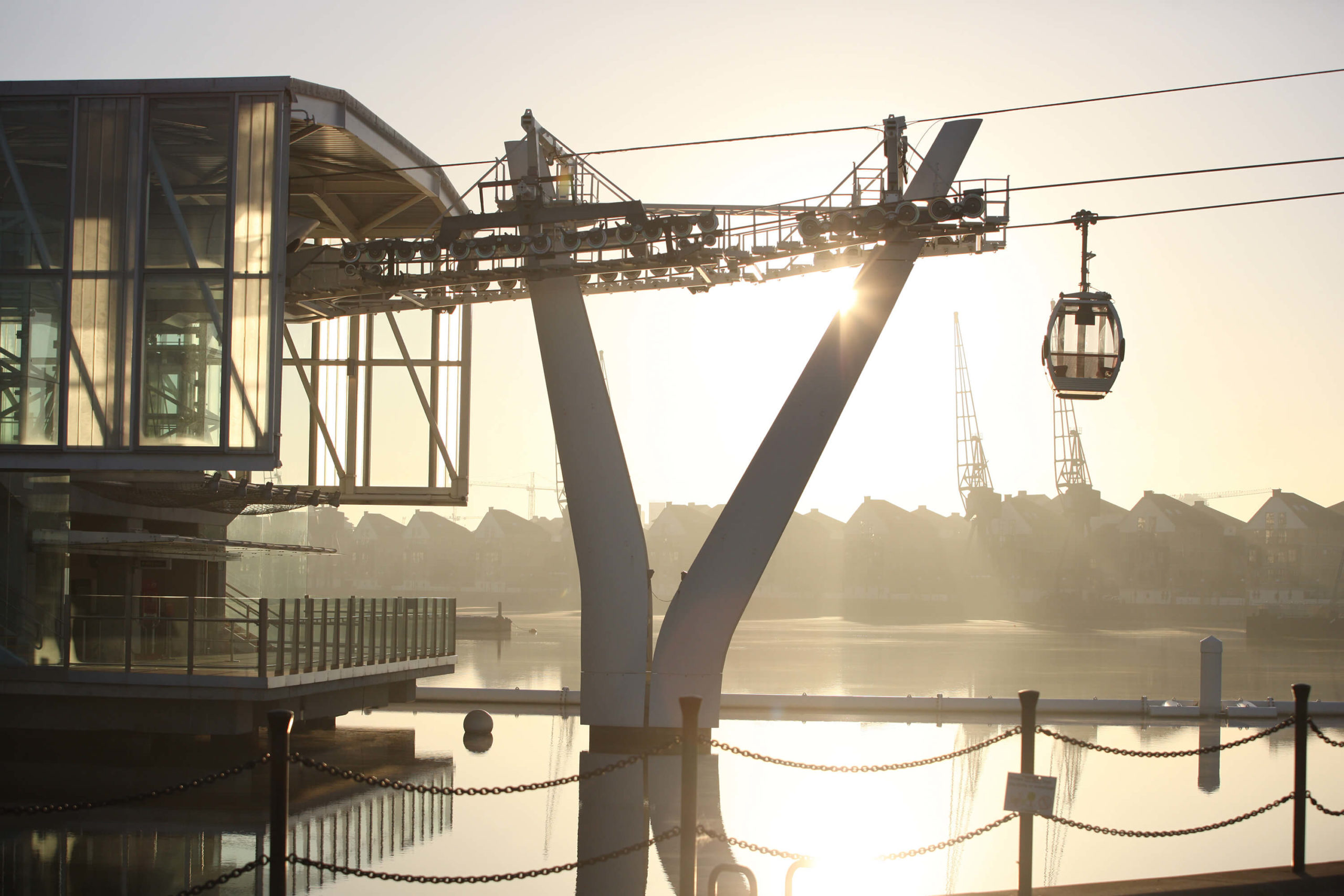 Emirates Air Line, London