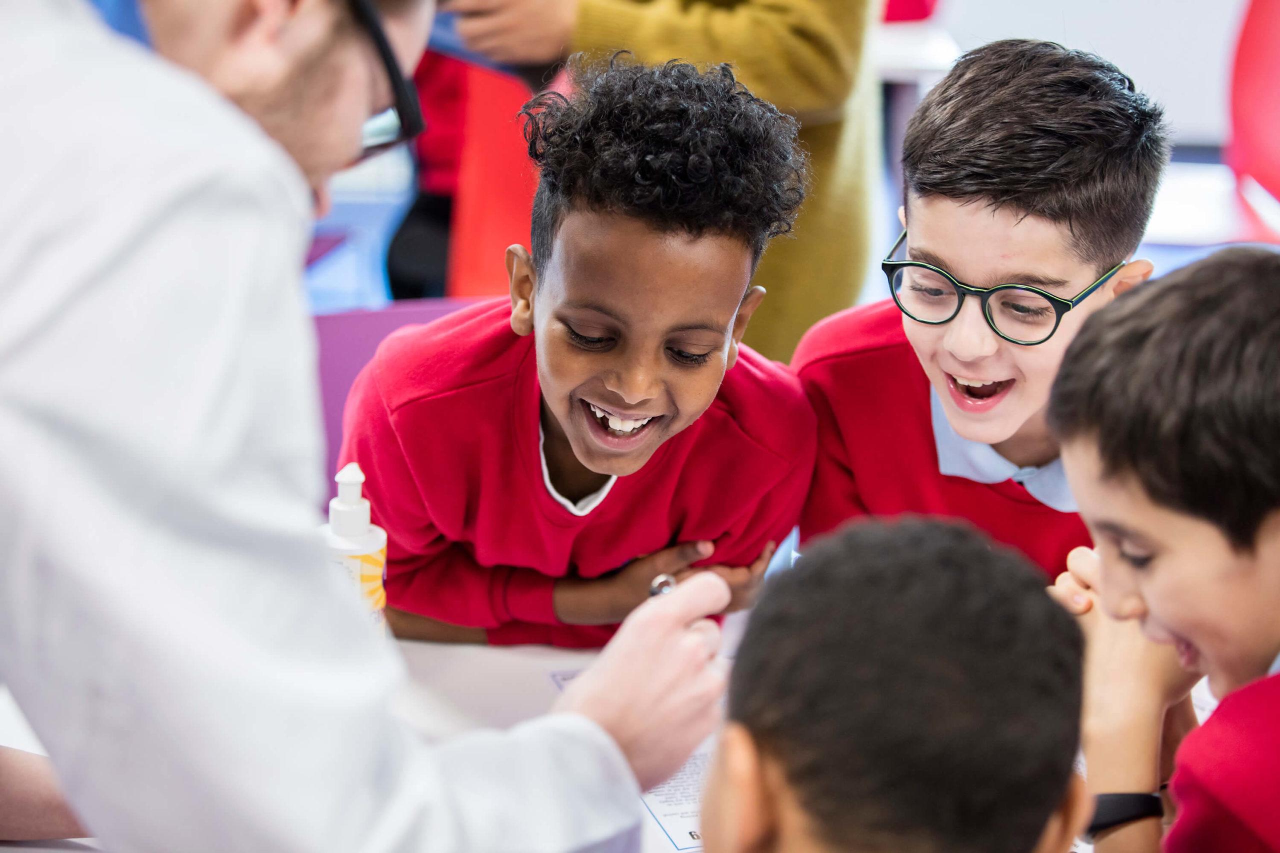 Institute of Biomedical Science children's workshops