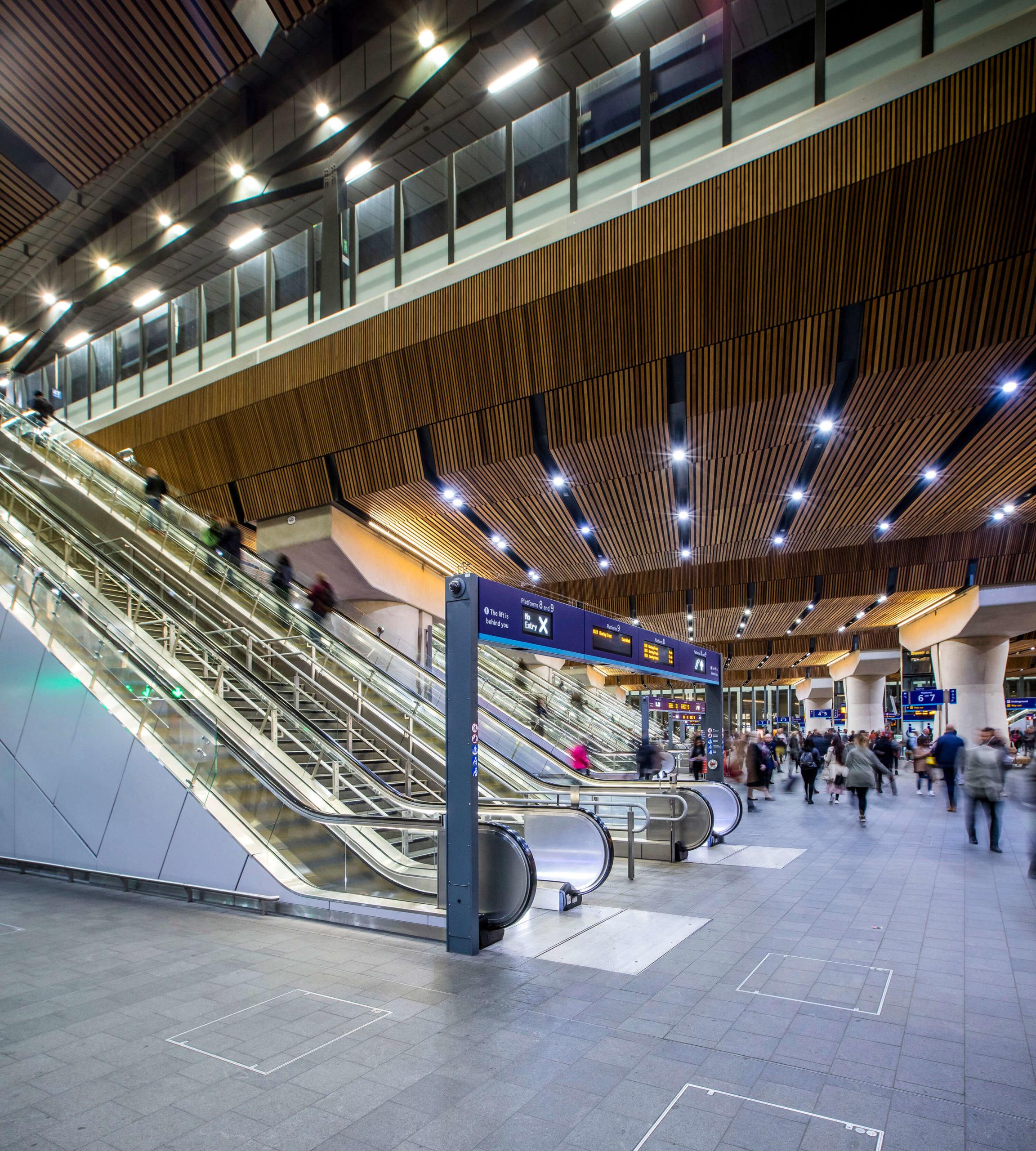 London Bridge Station RIBA Stirling Award 2019