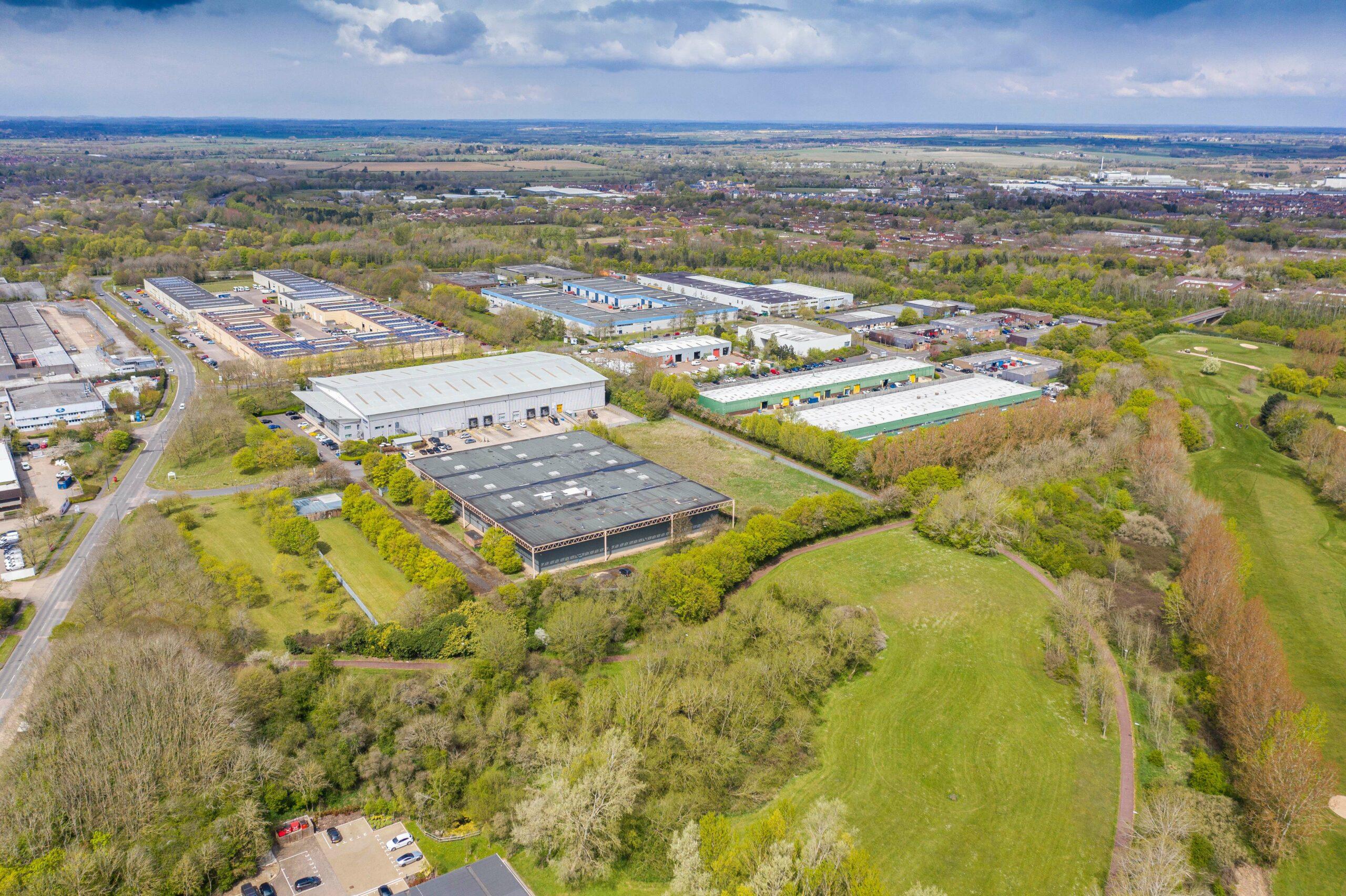 Commercial property photography, Milton Keynes